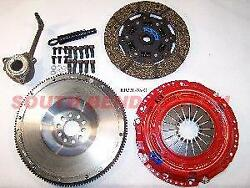 South Bend / Dxd Racing Clutch 3.2l Stg 3 Daily Clutch Kit W/ Fw For 2004 Volk
