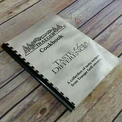 Traeger Cookbook Taste The Difference Wood Pellet Grill Bbq Barbecue Recipe 2008