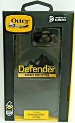 OtterBox DEFENDER SERIES Case for Samsung Galaxy S7 Edge BLACK EDGE Model ONLY $22.95
