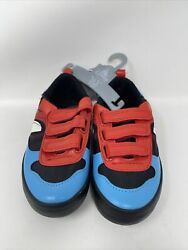 Disney Spiderman Boys Sneakers US Size 11