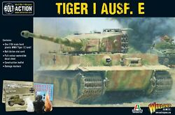 Wm 28mm 1/56 Wwii German Tiger Tank Warlord Games Model Kit Bolt Action Armor