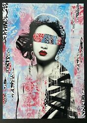 Hush - Trial And Errors - 2015 - Sold Out Signed And - Rare