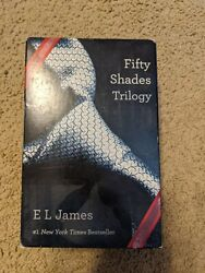 Fifty Shades Trilogy Set Fifty Shades Of Grey / Darker / Freed Paperback