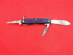 Camillus Cub Scout 3 Bladed 2 1/2 Blade Knife