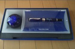 Pelikan Hercules 2004 Limited Sterling Silver Fountain Pen With Box Unused