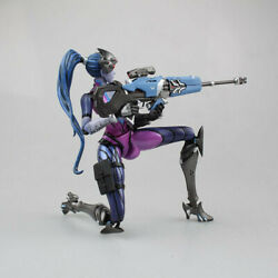 Games Overwatch Widowmarker Pvc Action Figures Collect Figurine Toy Gift