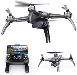 Gps Drone With 4k Uhd Camera For Adults Kids Quadcopter With Auto Return Home