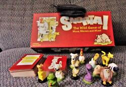 Snorta The Wild Game Of Moos Meows And More - Complete 2004 Edition. Complete