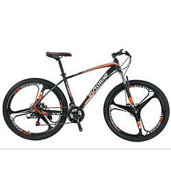Aluminium Frame Mountain Bike Shimano 21 Speed 27.5 Mens Mtb Disc Brake Bicycle