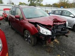 Motor Engine 2.5l Vin A 6th Digit Pzev Emissions Automatic Fits 17 Forester 1220