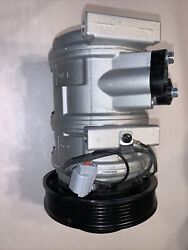 6512102 Gpd New A/c Ac Compressor With Clutch Coupe Sedan For Honda Accord Tl