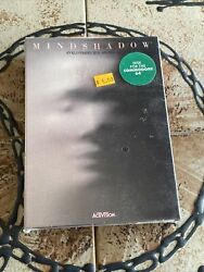 Activision Mindshadow Commodore 64 Computer Game