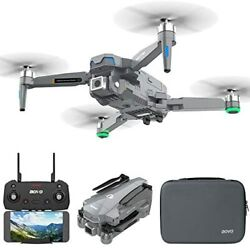 4k Drone With Uhd Camera For Adults With 30 Mins Flight Time Brushless Motor