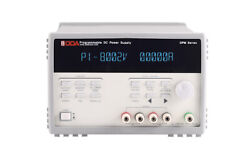 Oda Opm-910d Linear Programmable Dc Power Supply Dual Channel 180w 9v 10a