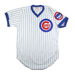 1983 Bill Buckner Chicago Cubs Game Used Jersey Final Year As Cubbie 1b Matched
