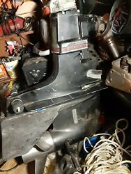 Mercruiser Lower Unit Come Off 140hp 4cyl..brand New Top To Bottom