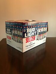 Bud Light Seltzer Ugly Sweater Pack Box