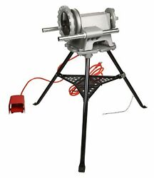 Toledo Pipe 300 Power Drive And Stand Fits Ridgid® 41855 42360 38 Rpm Pipe Threade