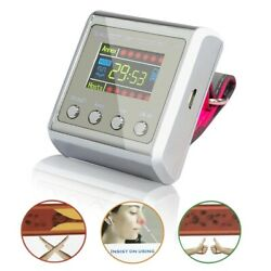Laser Therapy Wristwatch Machine For Diabetes Hypertension Cholesterol Treatment