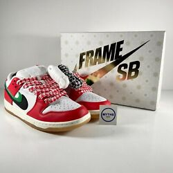 Frame Skate X Nike Dunk Low Sb And039habibiand039 Fandf Special Box - Size 10 - Ct2550 600