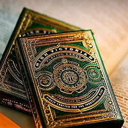 High Victorian Playing Cards By Theory11 - Card Games - Magic Trick And Magic