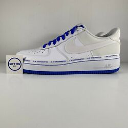 Uninterrupted X Nike Air Force 1 Af1 Low Qs And039more Thanand039 - Size 13 - Cq0494 100