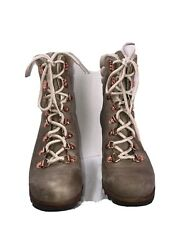 🔥sorel Conquest Wedge Holiday Edition Discontinued 7 Wmn's Rose Gold Hardware