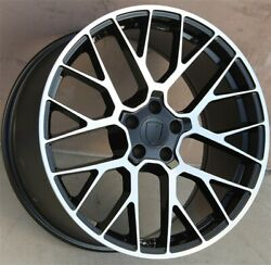 Set4 Wheels And Tires Package 20x9/20x10 5x112 Fit Porsche Macan S Turbo Sport
