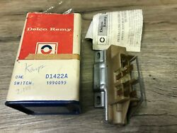 1969-1975 Camaro Nos Gm A/c Delco Steering Column Ignition Switch 1990095