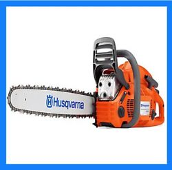 Husqvarna 460 Rancher 24in. 60.3cc 2-cycle Gas Chainsaw 966048304