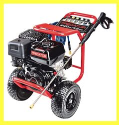 Predator 4400 Psi 4.2 Gpm 13 Hp 420cc Commercial Duty Pressure Washer Carb