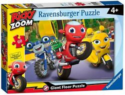 Ravensburger 3051 Ricky Zoom Zoom-60 Piece Jigsaw Puzzle For Kids Age 4 Years...
