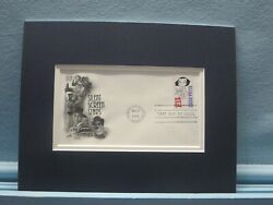 Hollywood Legend - Comedian Zasu Pitts And First Day Cover Of Her Own Stamp