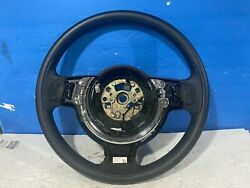 2014-2020 Rolls Royce Wraith Black Steering Wheel With Buttons