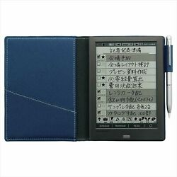 New Sharp Electronic Note Wg-pn1 Eink Electronic Paper Display Tracking Number