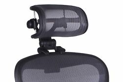 The Original Headrest For The Herman Miller Aeron Chair H3 Graphite | Colors ...