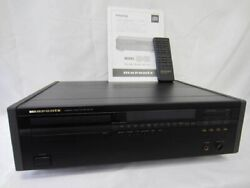 Marantz Cd-80 Compact Disc Player Power Supply Ac100v From Japanj