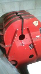 Exmark Triton Mower 60 Deck Shell And Decals Only 60 60 605 Triton 109-2100
