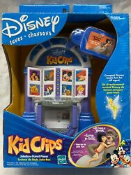 Disney - Kid Clips - Jukebox Player With Jungle Book Mini-cassette