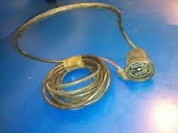 Buzzer Indicator Low Oil Wire Cable Warning Johnson Evinrude Omc 150hp 2 6e