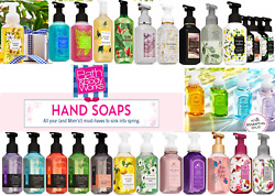 Bath And Body Works 8.75oz. Gentle Foaming Hand Soap You Pick Most Discontinued