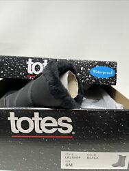 Totes Waterproof Boot Size 6 M $35.00