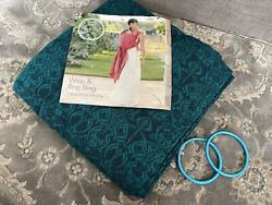 Oscha Wrap Size 7 Liberty Maya With 2 Large Rings And Instruction Booklet