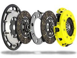 Act Twin Disc Xt Race Kit Clutch Kit For 2001 Ford Mustang