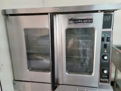 Garland Gas Convection Oven On Stand
