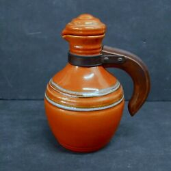 Pacific Pottery Coffee Bottle 438 Bill Stern Collection California