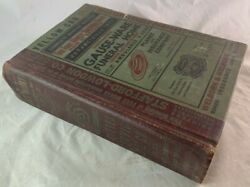 1932 Morrison And Fourmy City Directory Fort Worth Texas / Antique Reference Book