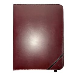 Coin Album Cambridge Stitched Faux Leather Certified Coin And Raw 1997 New