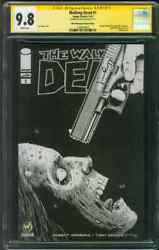 Walking Dead 1 Cgc Ss 9.8 Jim Rugg Ww Pittsburgh Exclusive Sketch Variant 9/15