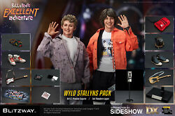 Bill And Ted's Excellent Adventure 1989 16 Sixth Scale Figure Set By Blitzway